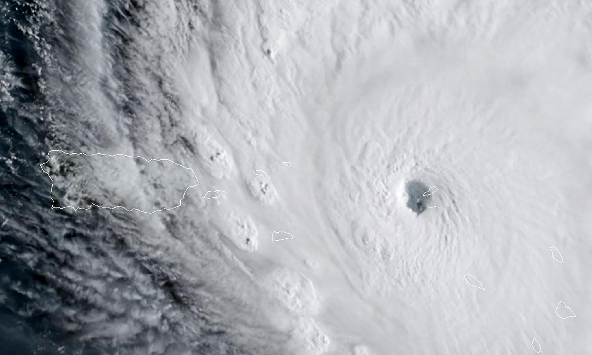 Death toll rises as 'apocalyptic' Irma wreaks havoc across Caribbean