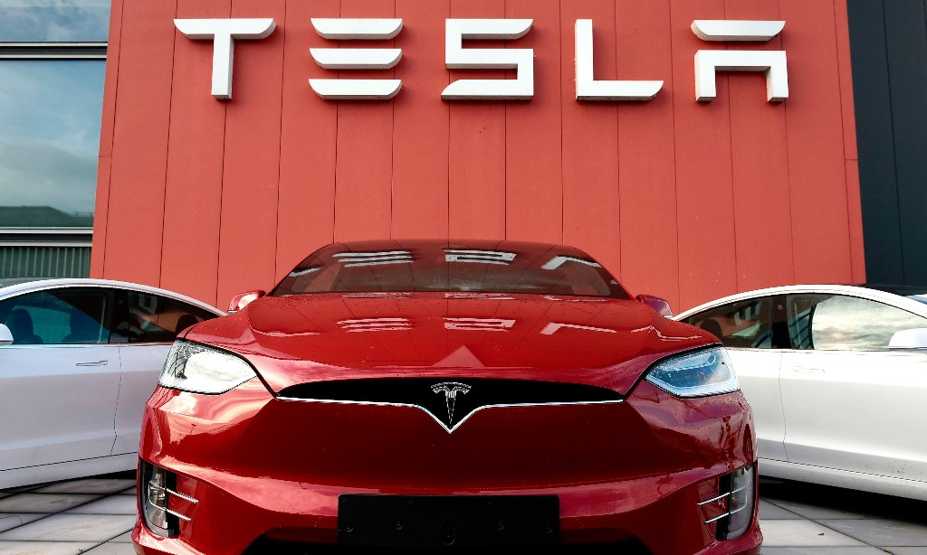Tesla becomes world's most valuable carmaker without making a profit