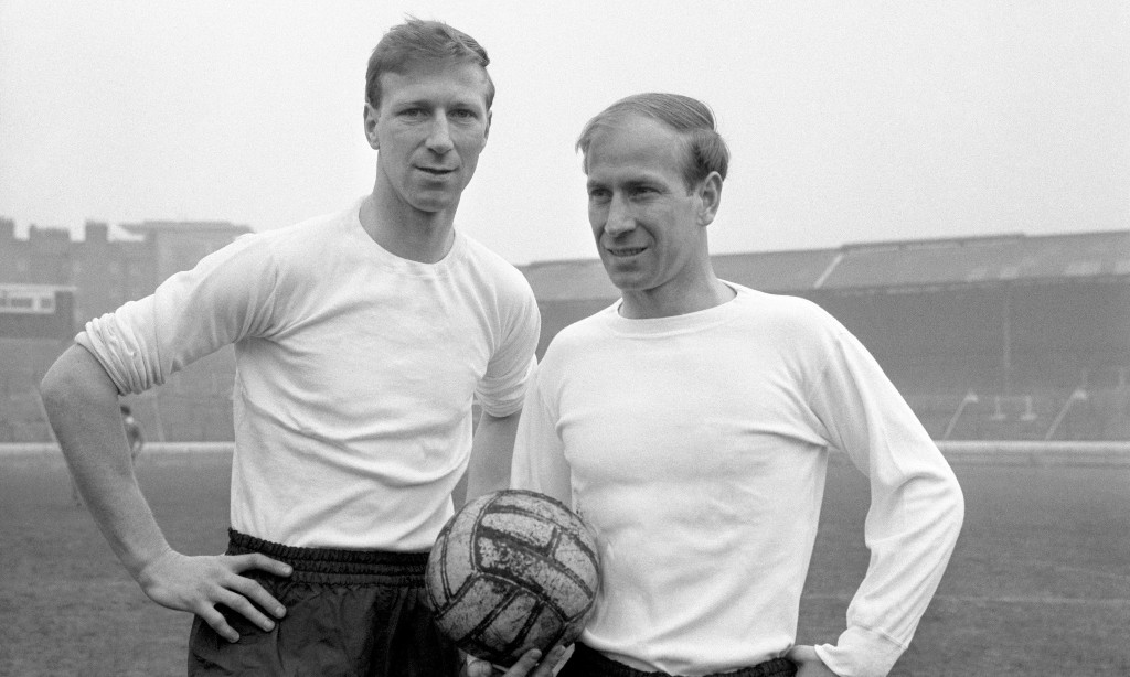 Jack Charlton obituary