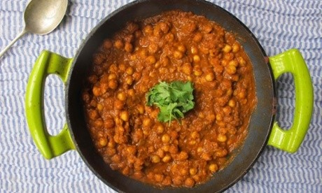 How to make the perfect chana masala
