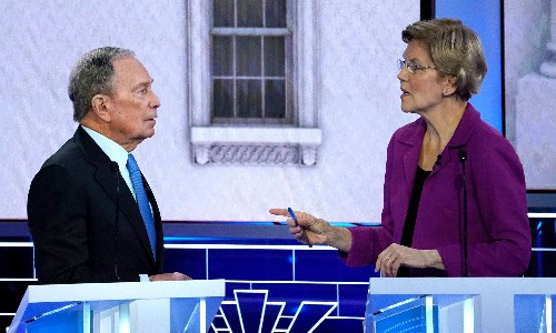 'Arrogant billionaire': Warren attacks Bloomberg over NDAs, racist policing and taxes