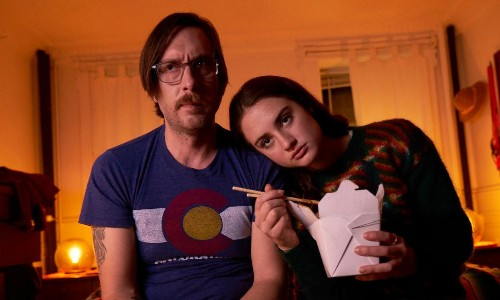 Good Posture review – coolly comic tale of love and lies