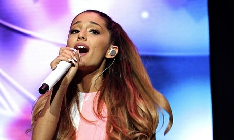 Ariana Grande: My Everything review – every so often a little shard of personality pierces the sheen