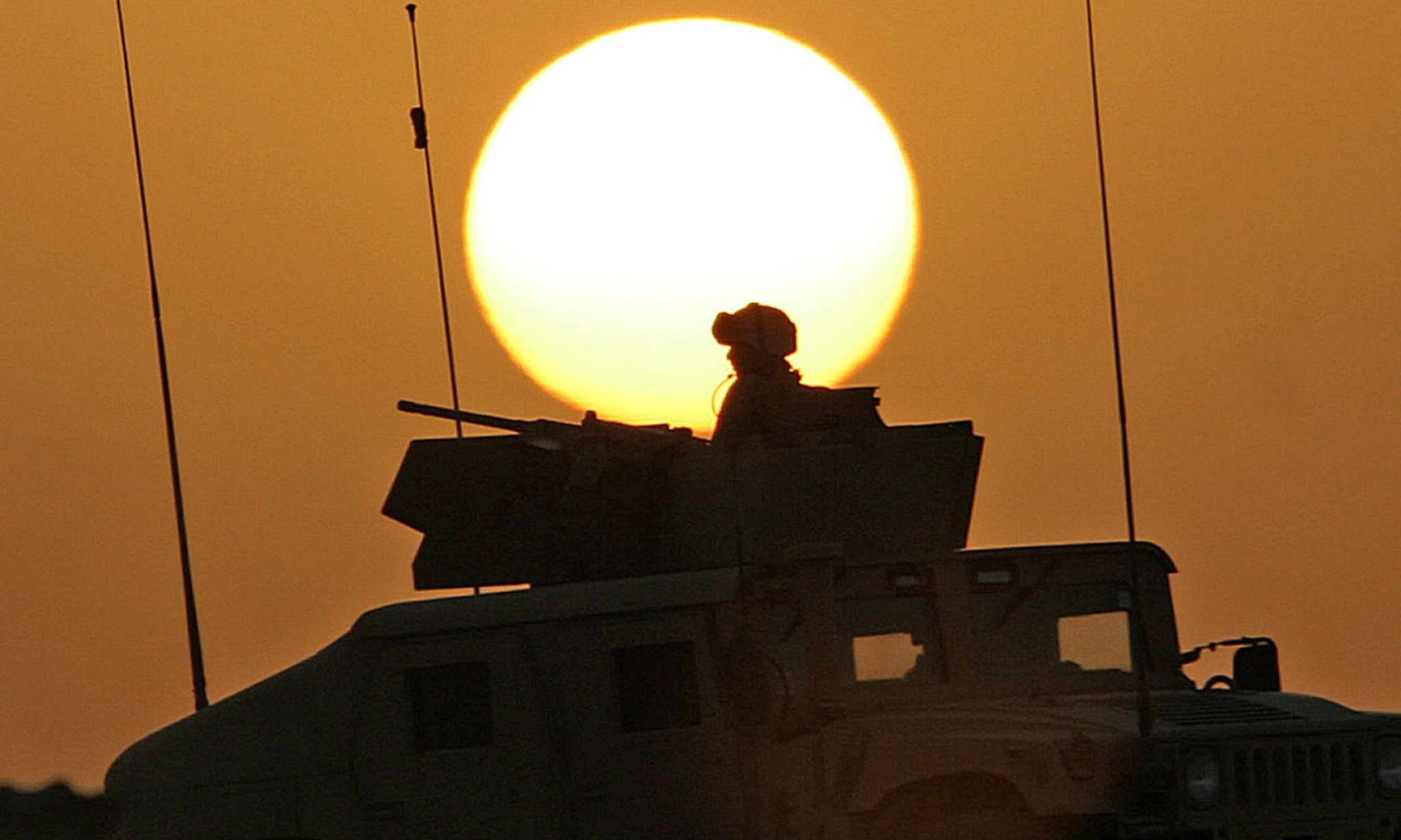 Sun sets on era of the Humvee as US military announces successor