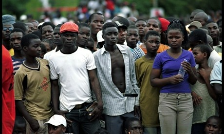 Africa's high youth unemployment: is population to blame?