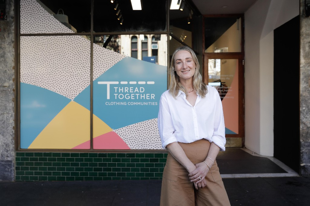 'It sounds like a little thing but it's powerful': the new Sydney boutique where everything is free