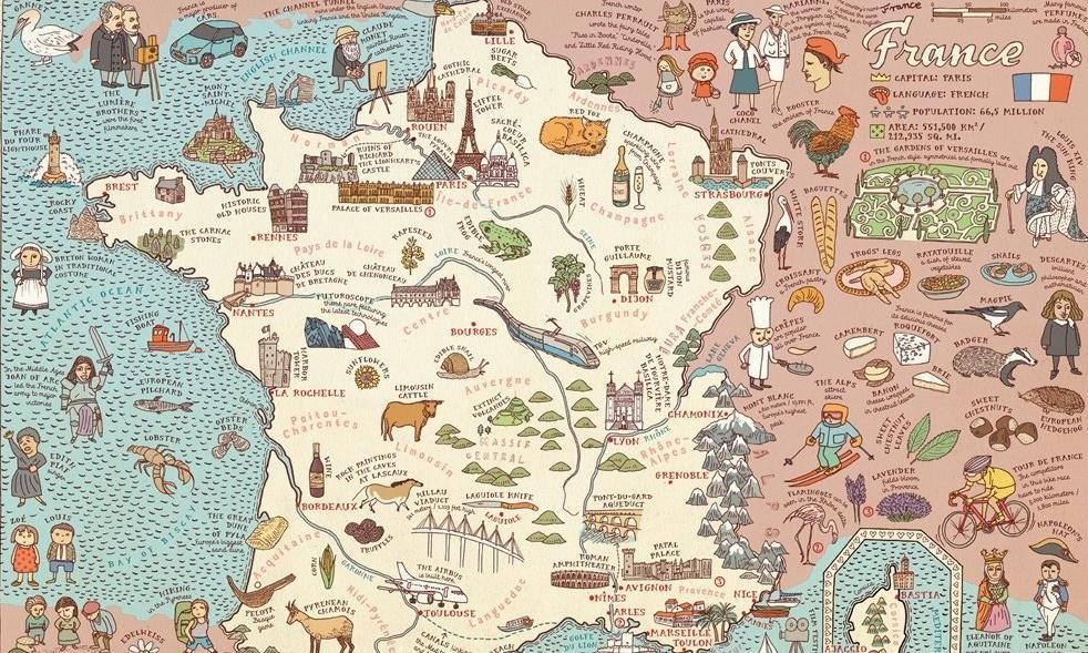 Explore the world: 10 of the best maps for children