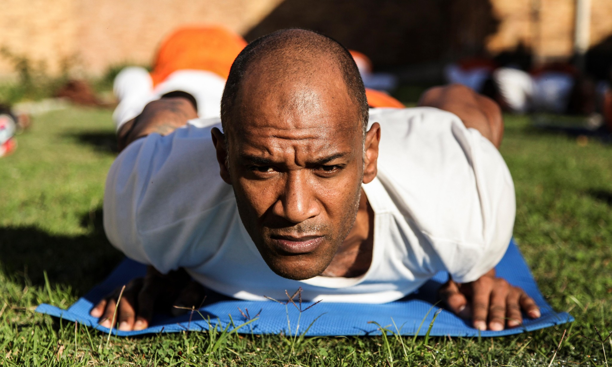 Doing a stretch: how yoga is cutting stress in South African prisons
