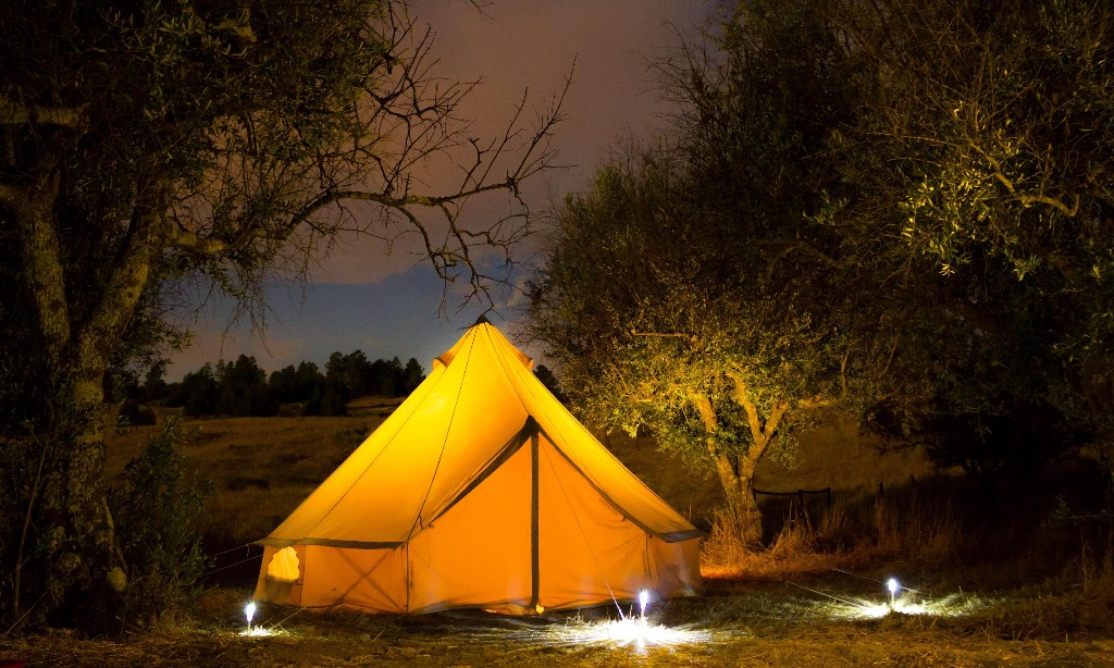 Pizza ovens, inflatable tents and USB charging: the evolution of camping