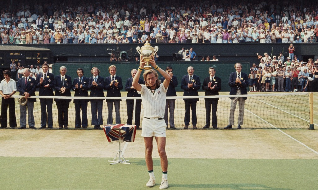 The greatest: Bjorn Borg – enigma with a bomb-proof winning mentality
