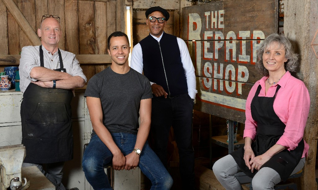 The Repair Shop: the hip younger brother to Antiques Roadshow