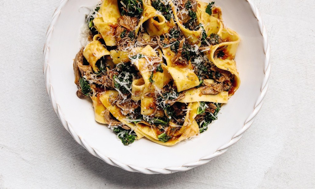 Saturday night pasta: three meditative recipes from Elizabeth Hewson