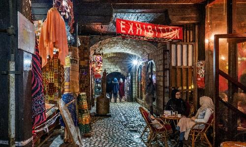 Sarajevo, the city where east meets west