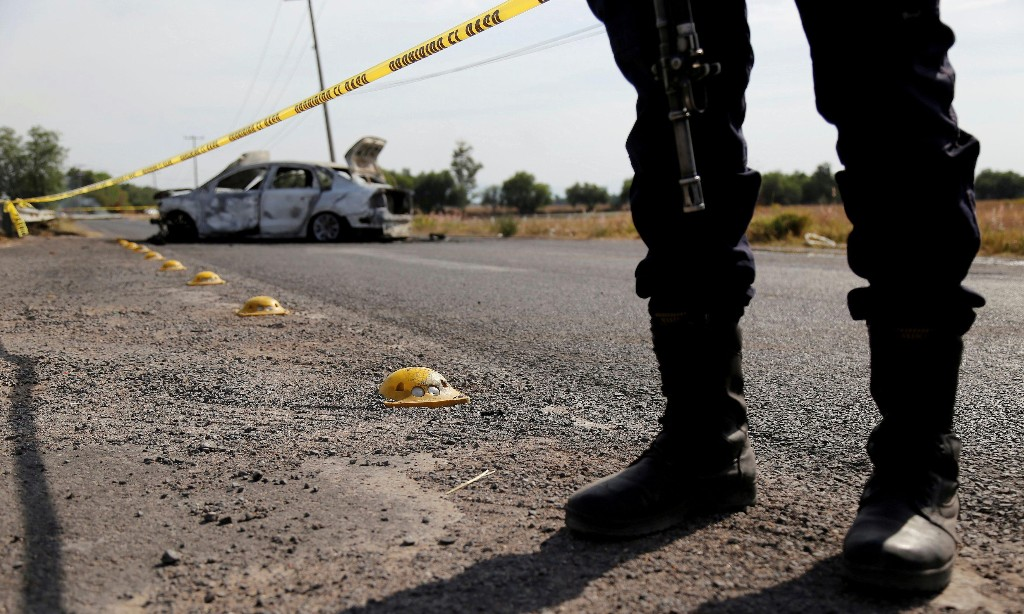 Major drug-gang shootout leaves 19 dead in northern Mexico