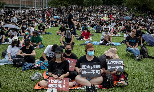 Hong Kong's protesters have scored one for democracy, but the struggle is far from over