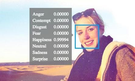 Happy? Sad? Forget age, Microsoft can now guess your emotions