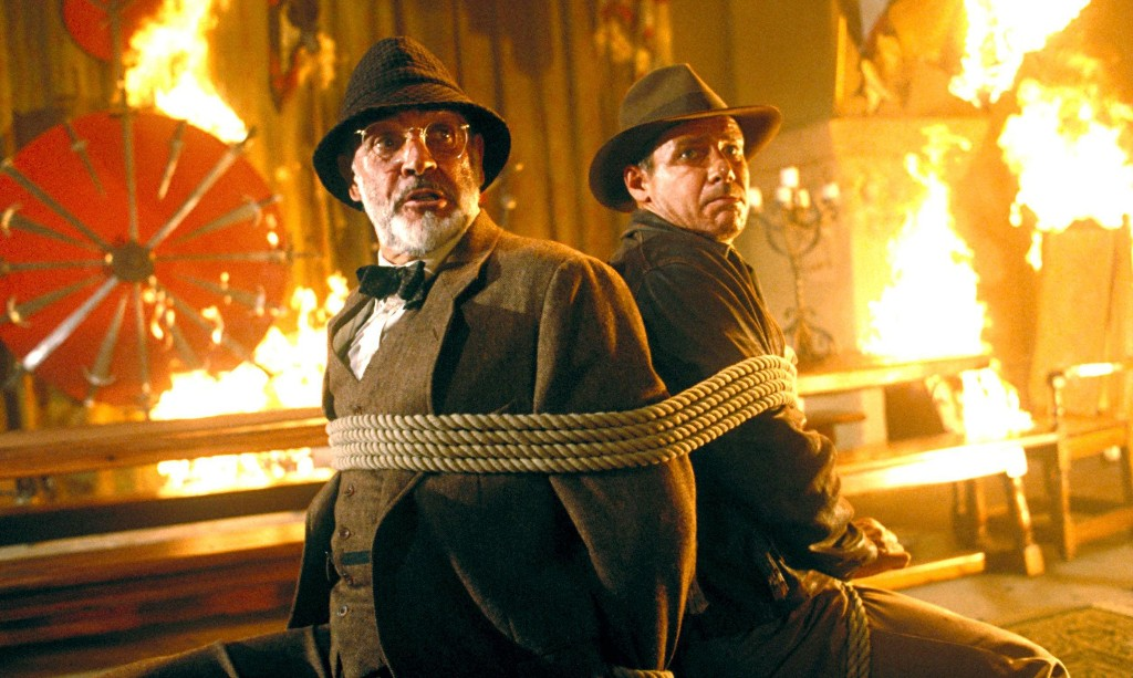 My favourite film aged 12: Indiana Jones and the Last Crusade