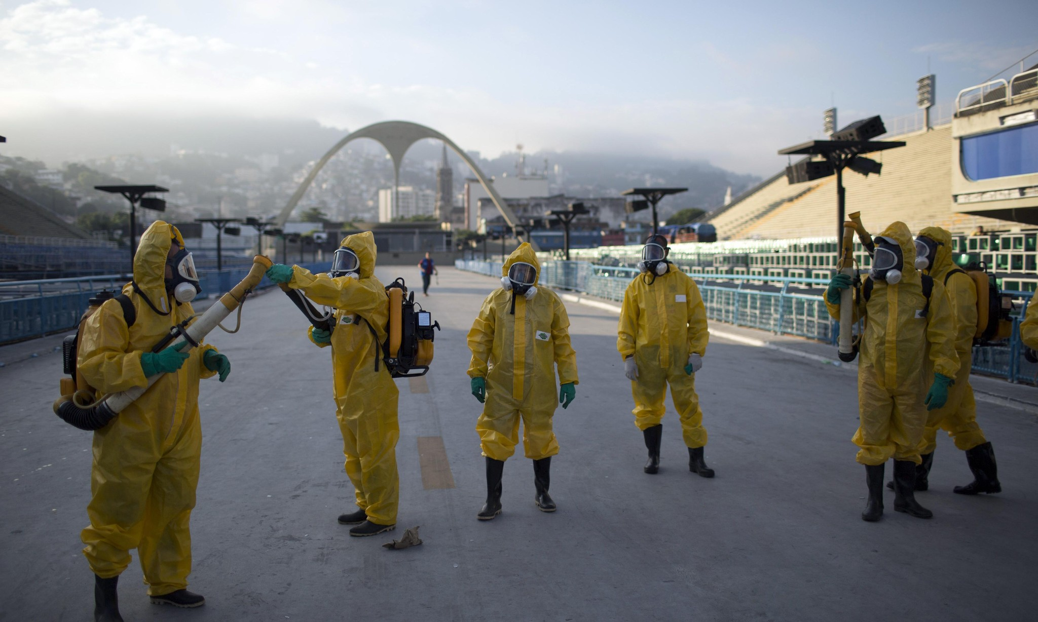WHO urged to consider moving Rio Olympics because of Zika