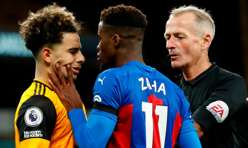 Wolves up to third after debutant Rayan Aït-Nouri helps sink Crystal Palace