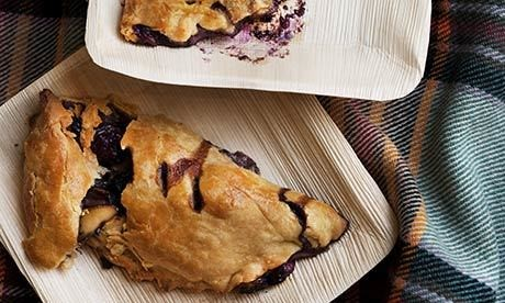 Pies and Pastry - Magazine cover