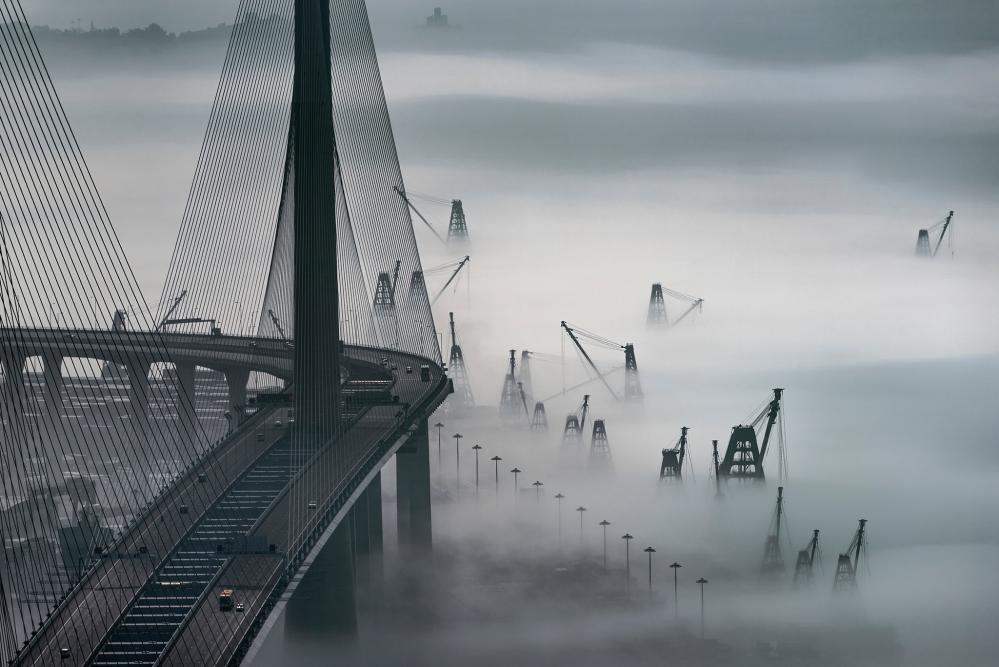 Urban jungles: NatGeo's cities travel photographer of the year – in pictures