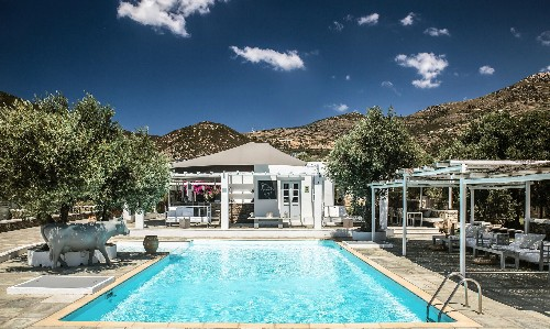 10 of the best family-friendly hotels and villas in Greece