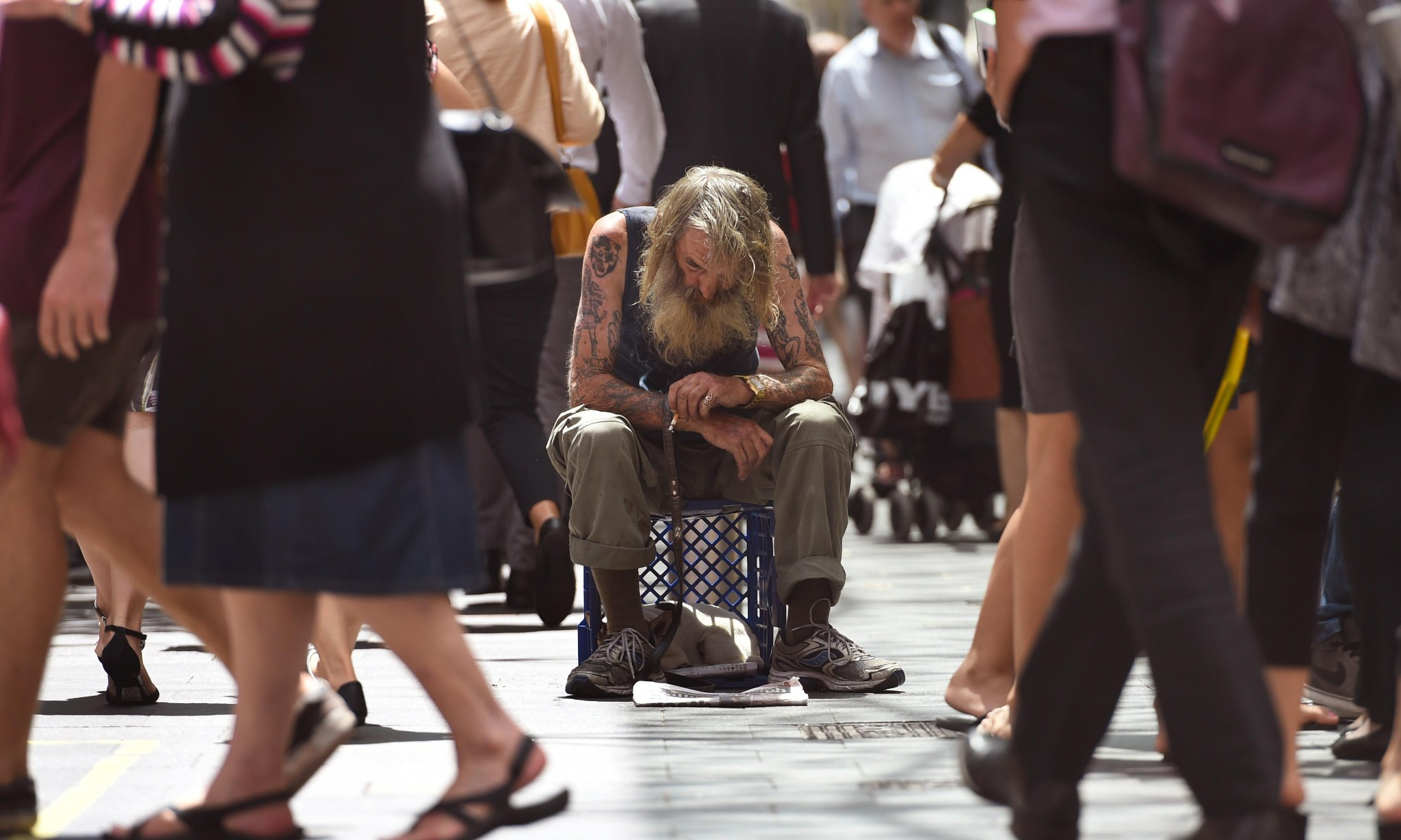 Australian inequality rising as top 20% increase wealth and income – report