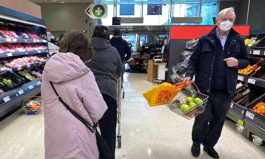 Sainsbury's and Asda say they won't enforce English face mask laws