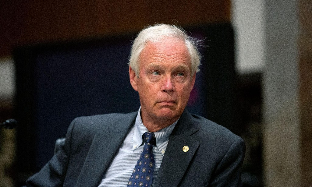 Republican senator 'personally benefited from tax change he sought'