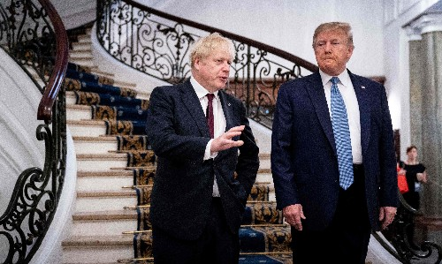 Johnson and Trump: two leaders afraid to do the hard work of running a country