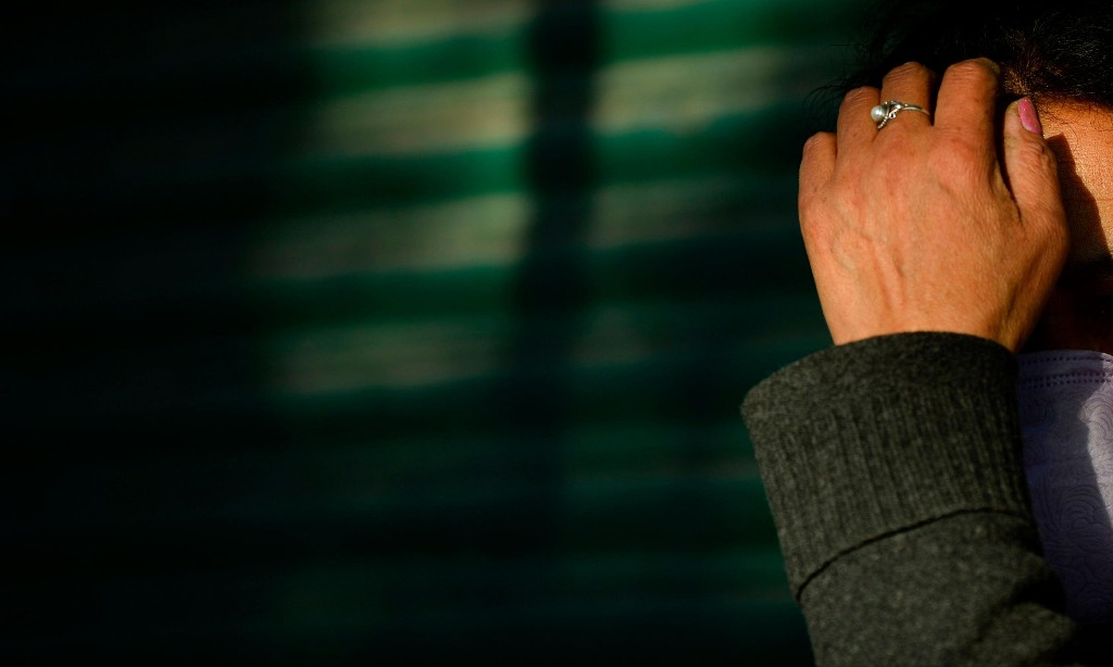 Lockdowns around the world bring rise in domestic violence