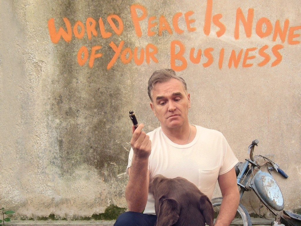 Five albums to try this week: Morrissey, Slow Club and more