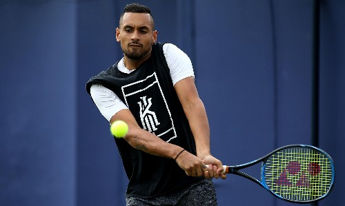 Nick Kyrgios leads rebels in push to puncture top three aura