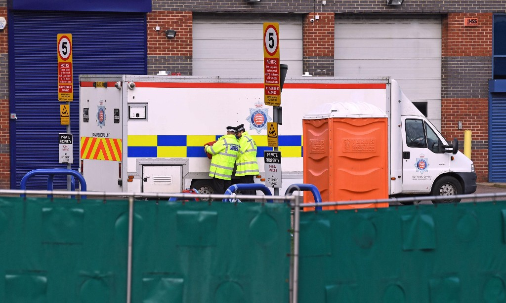 Second man charged with manslaughter over Essex lorry deaths