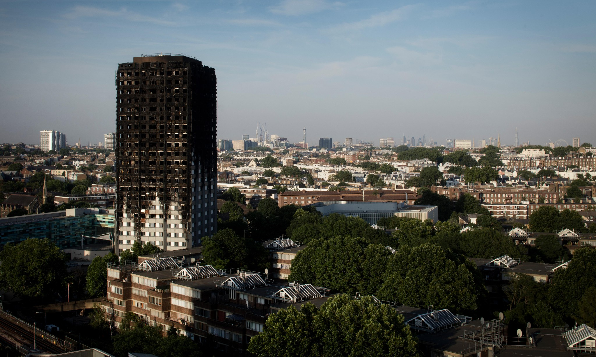 Grenfell Tower police make 87 recoveries of human remains