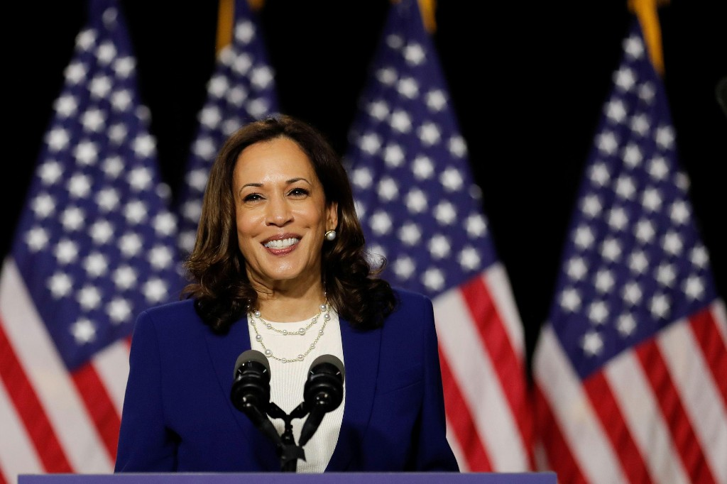 From Oakland to the White House? The rise of Kamala Harris