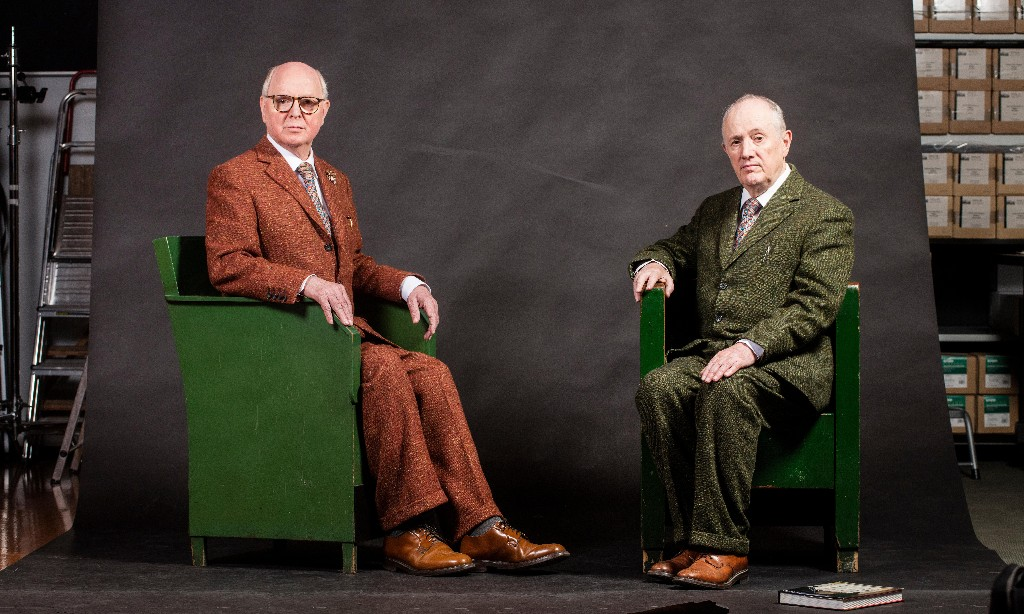Gilbert and George quit Royal Academy over dashed hopes for major exhibition