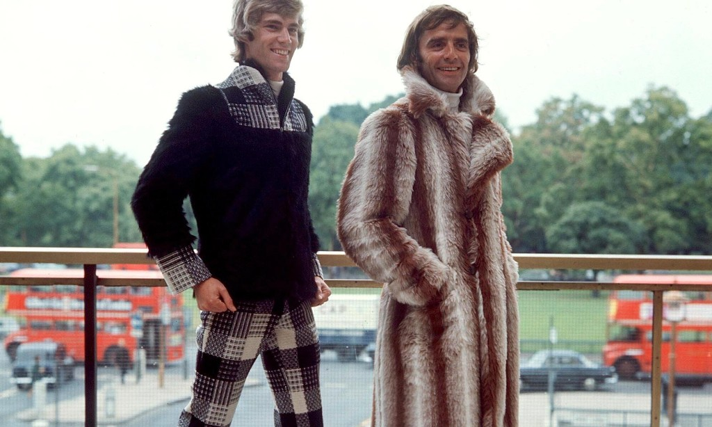 Men's fashion: action against grey brigade - archive, 23 September 1970