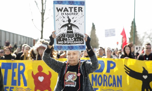 Trans Mountain pipeline halted after Canadian court overturns approval