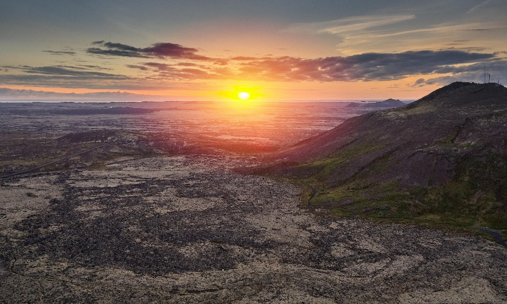 Awakening volcanic region in Iceland 'could cause disruption for centuries'
