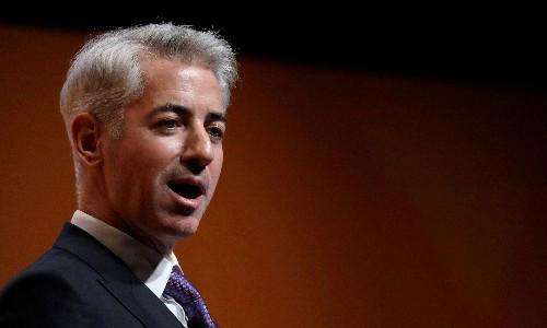 Bill Ackman claims firm made $2.6bn betting on coronavirus outbreak