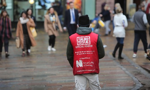 'When did we become this cruel?' Poverty looms large for Norwich voters