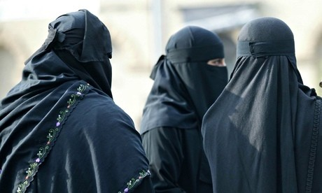 Women targeted in rising tide of attacks on Muslims