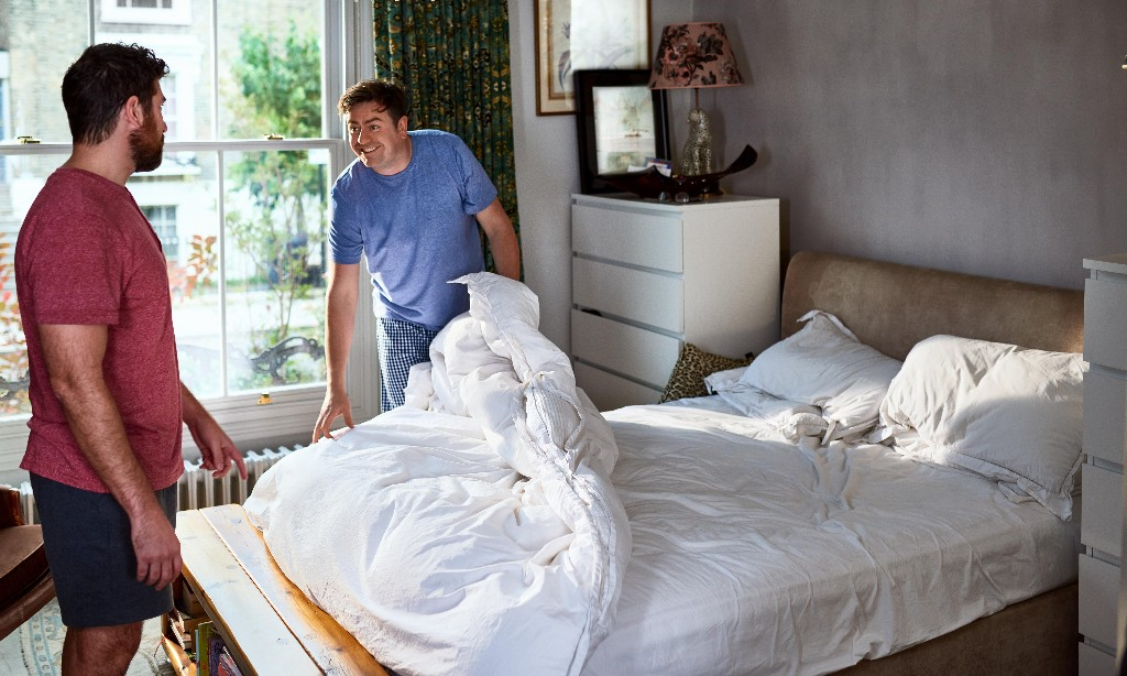 How to clean your bed: 'If you didn't wash it for a year it would be a kilo heavier from dead skin'