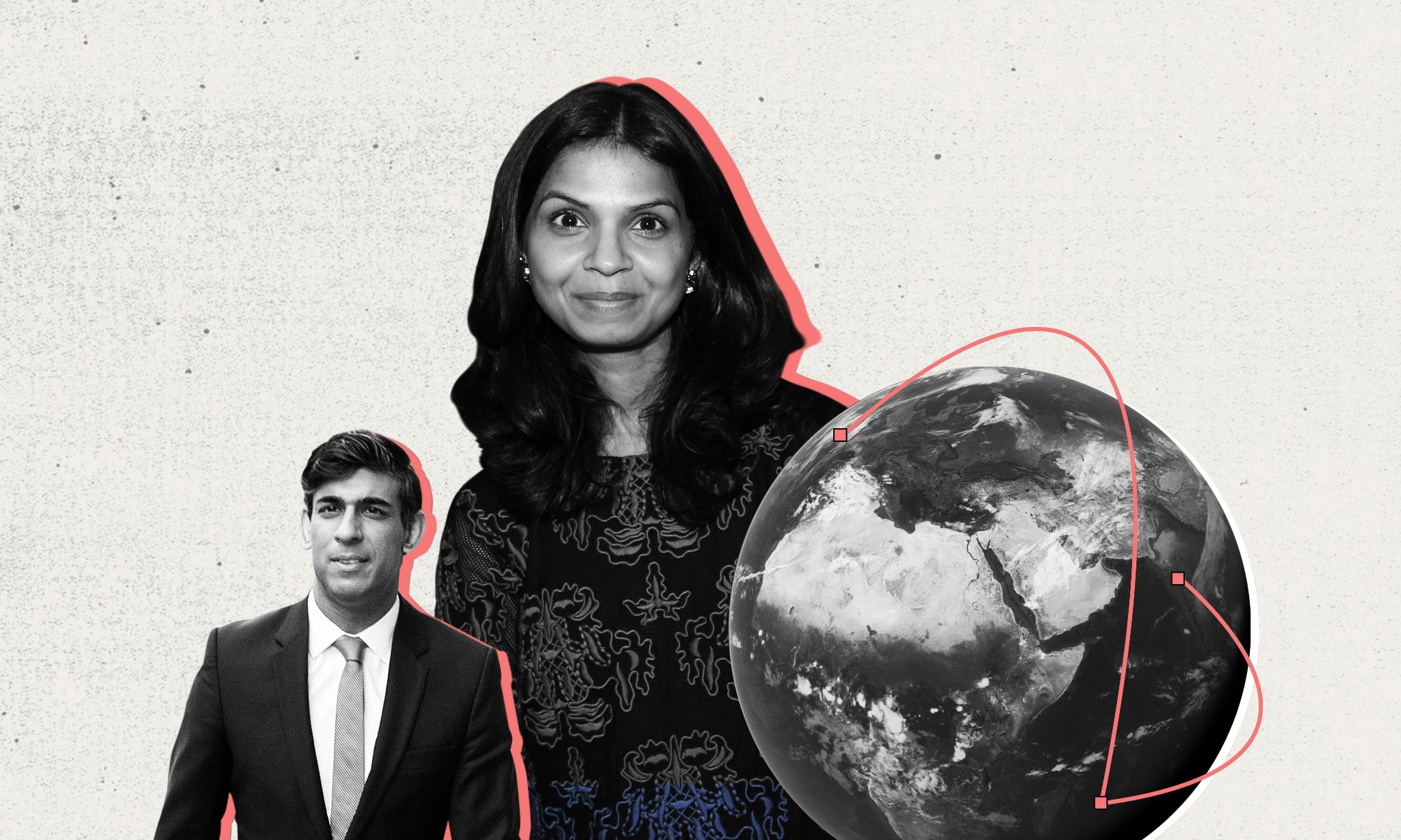 Rishi Sunak's wife owns part of firm that funnelled money through Mauritius