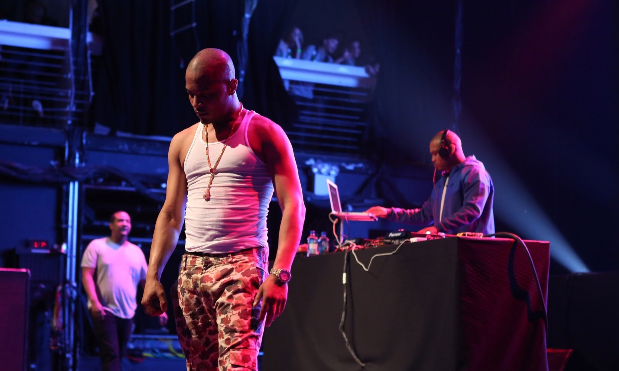 TI: Paperwork: The Motion Picture review – the hip-hop star diversifies
