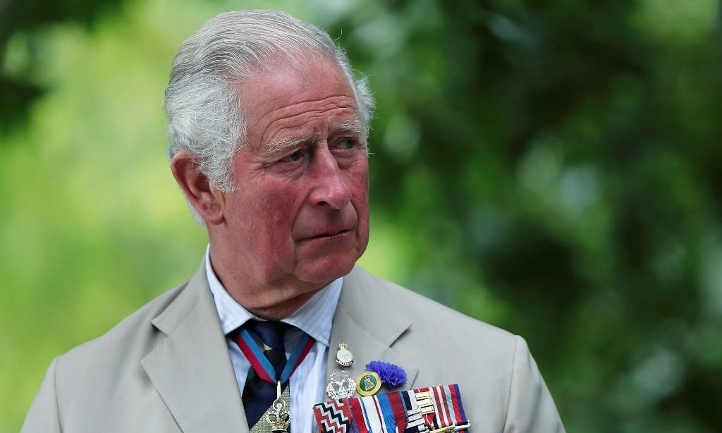 Prince Charles calls for 'Marshall-like plan' to combat climate crisis