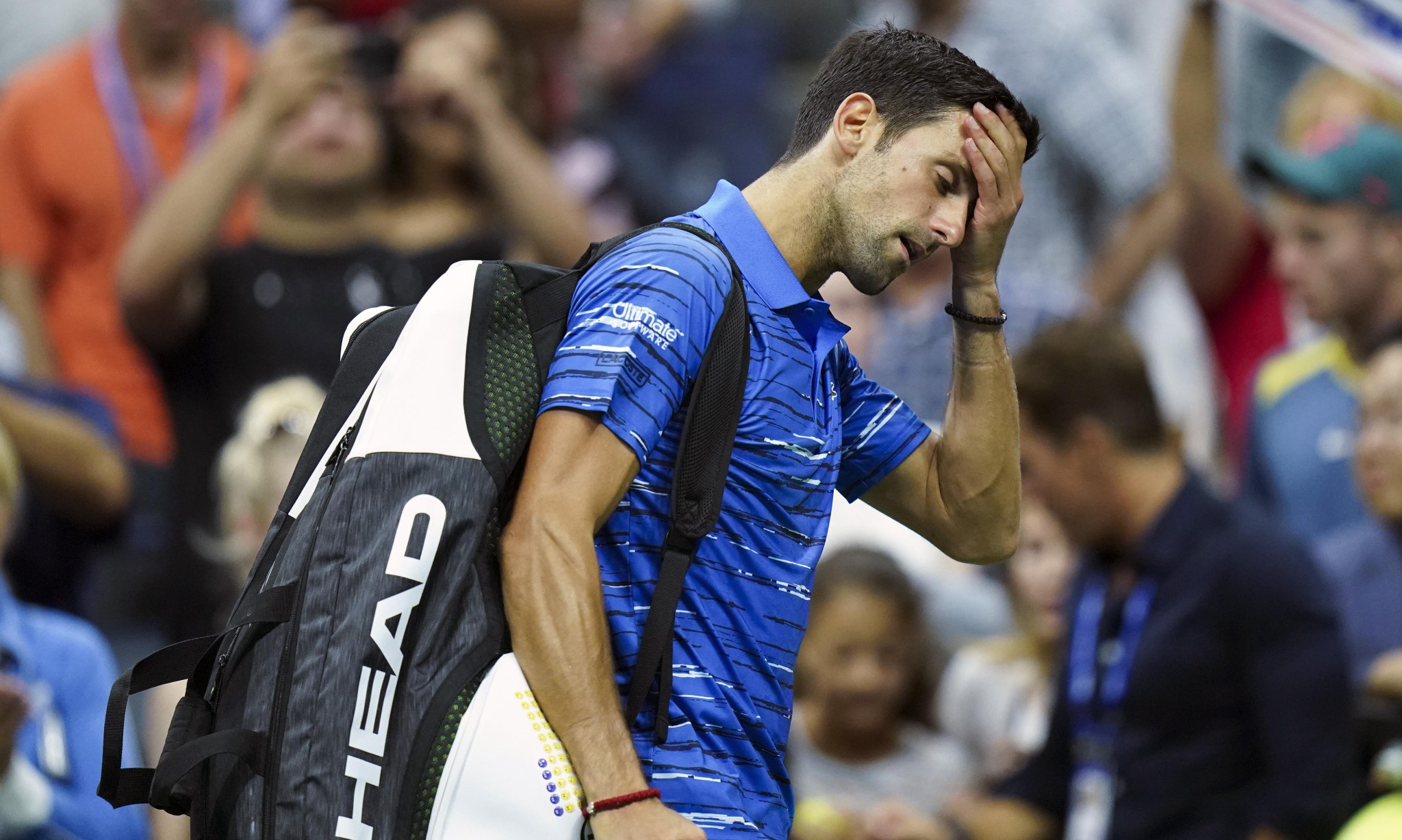 Djokovic Out; Verlander Tosses No-Hitter