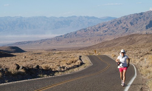 53C heat and melted shoes: is the 135-mile Badwater the world's toughest race?