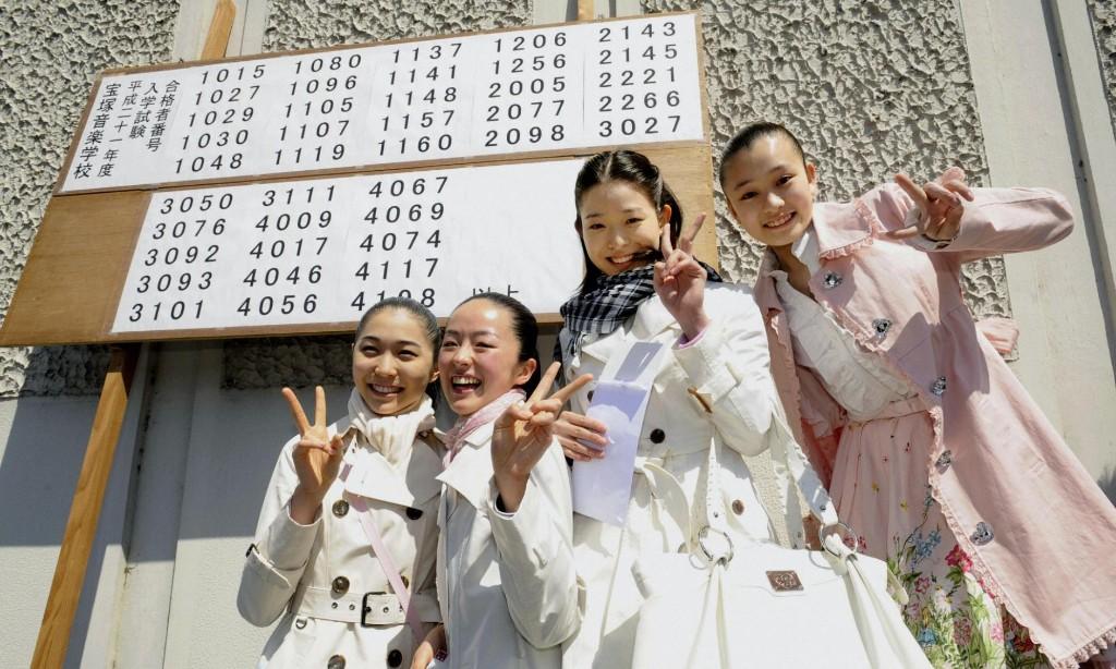 A revolution is sweeping through Japan's Takarazuka Music School